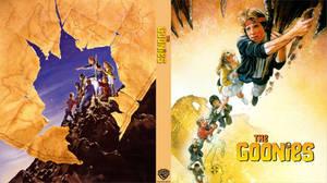 The Goonies - Custom Bluray Cover