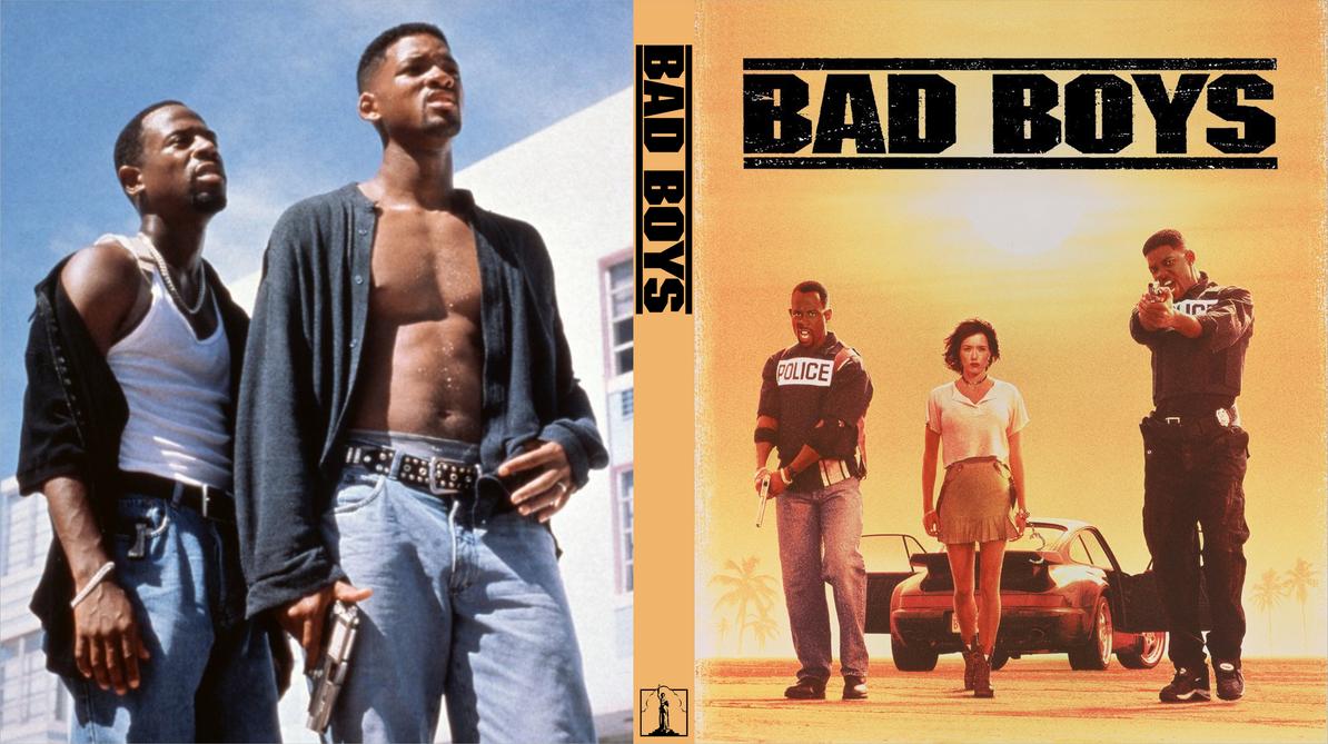 Bad Boys - Custom Bluray Cover by shonasof