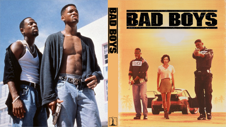 Bad Boys - Custom Bluray Cover by shonasof