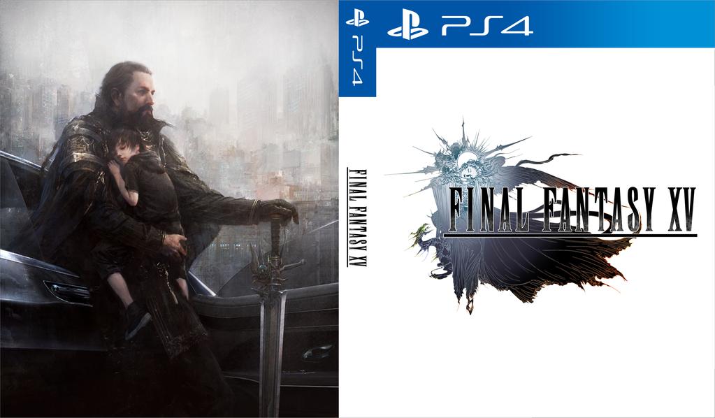Final Fantasy XV Custom Cover (Alternate) by shonasof