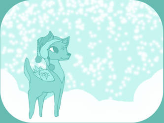 Perry's Winter Wonderland by dragonfire6787