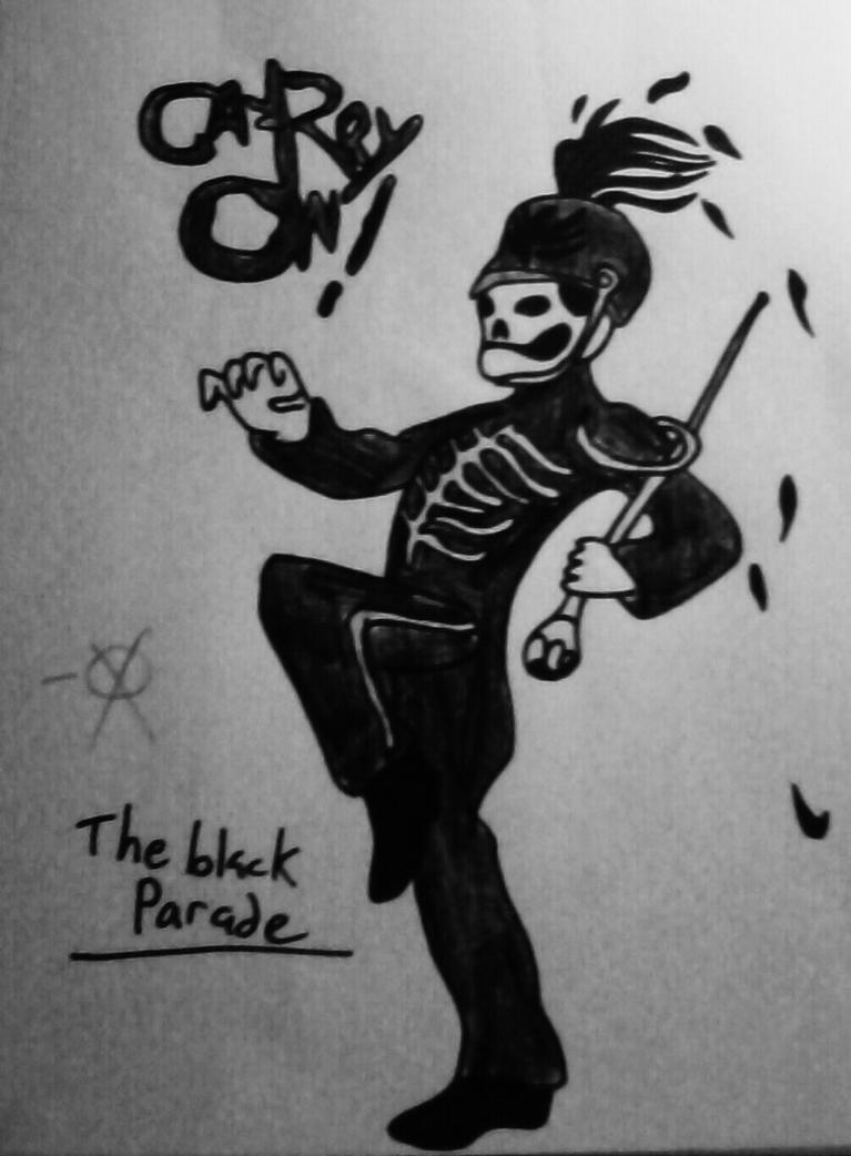 My Chemical Romance The Black Parade By GameNot0ver