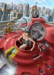 Spaceship Mechanic