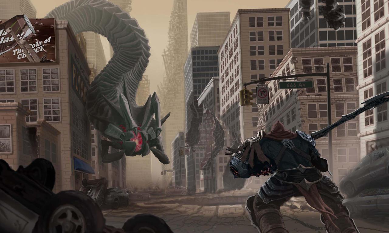 The Duel by JonHrubesch