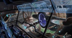 Stargate Control