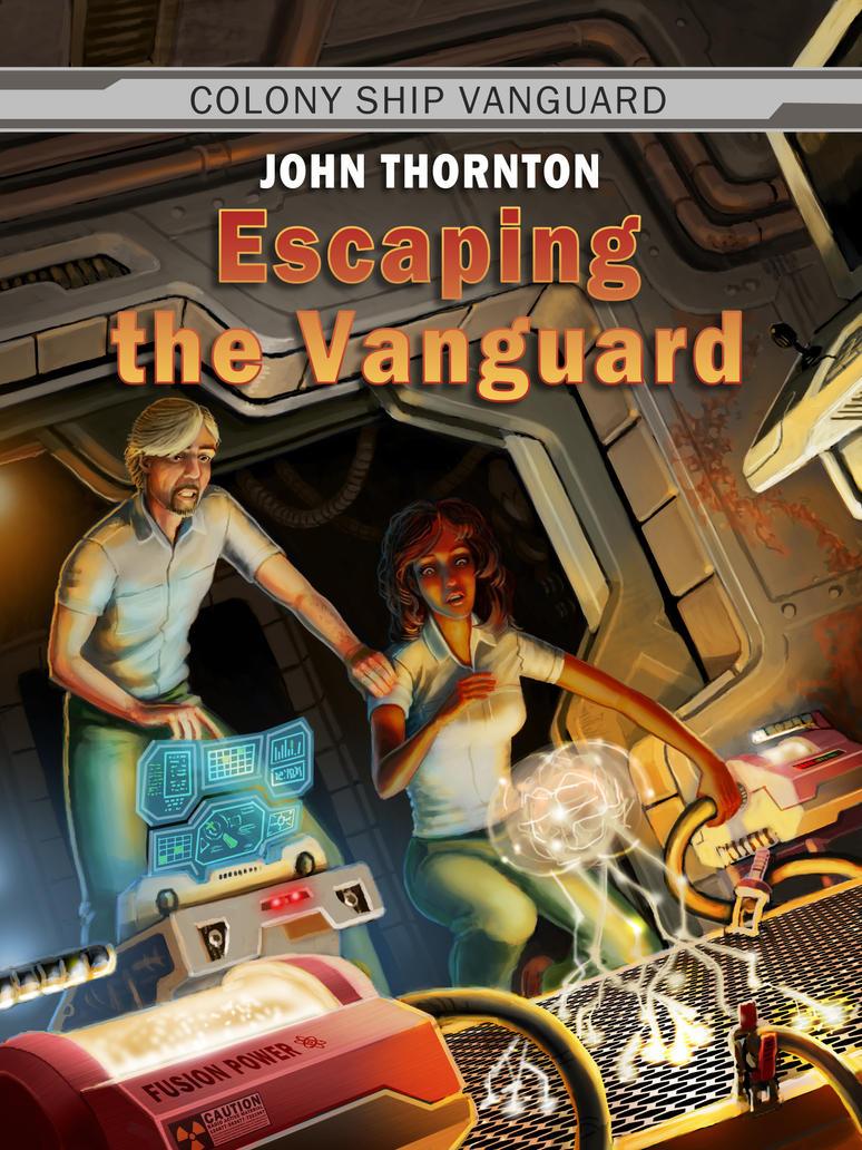 Escaping  the Vanguard by JonHrubesch