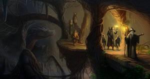 The Journey by JonHrubesch
