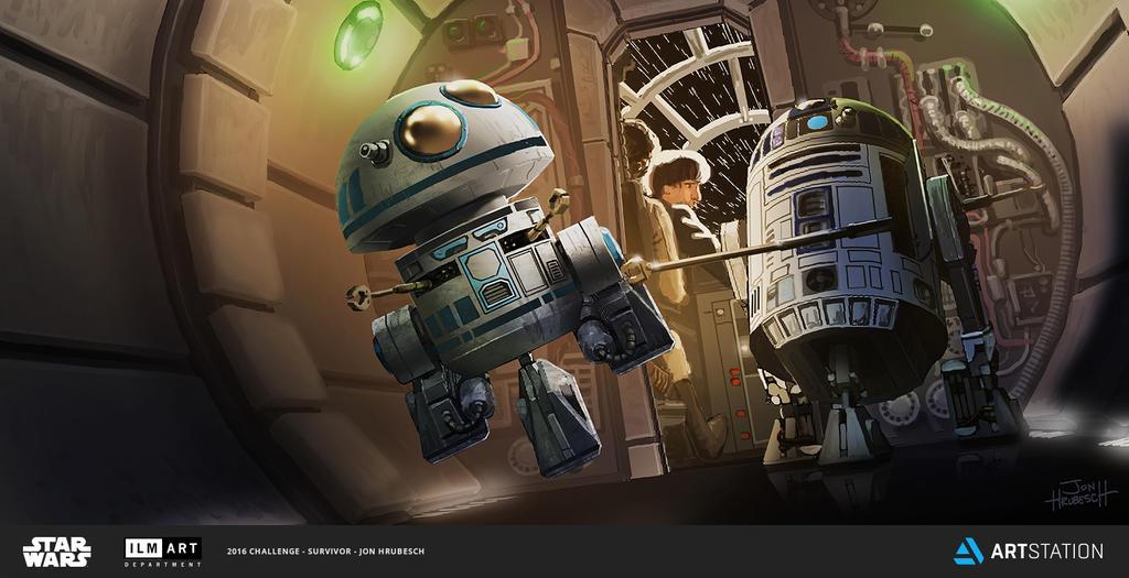 DD-3 R2-D2 Moment