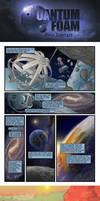 Quantum Foam GRAPHIC NOVEL PAGES 1 - 10