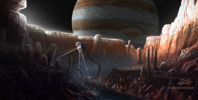 Europa Discovery