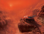 Martian Tour