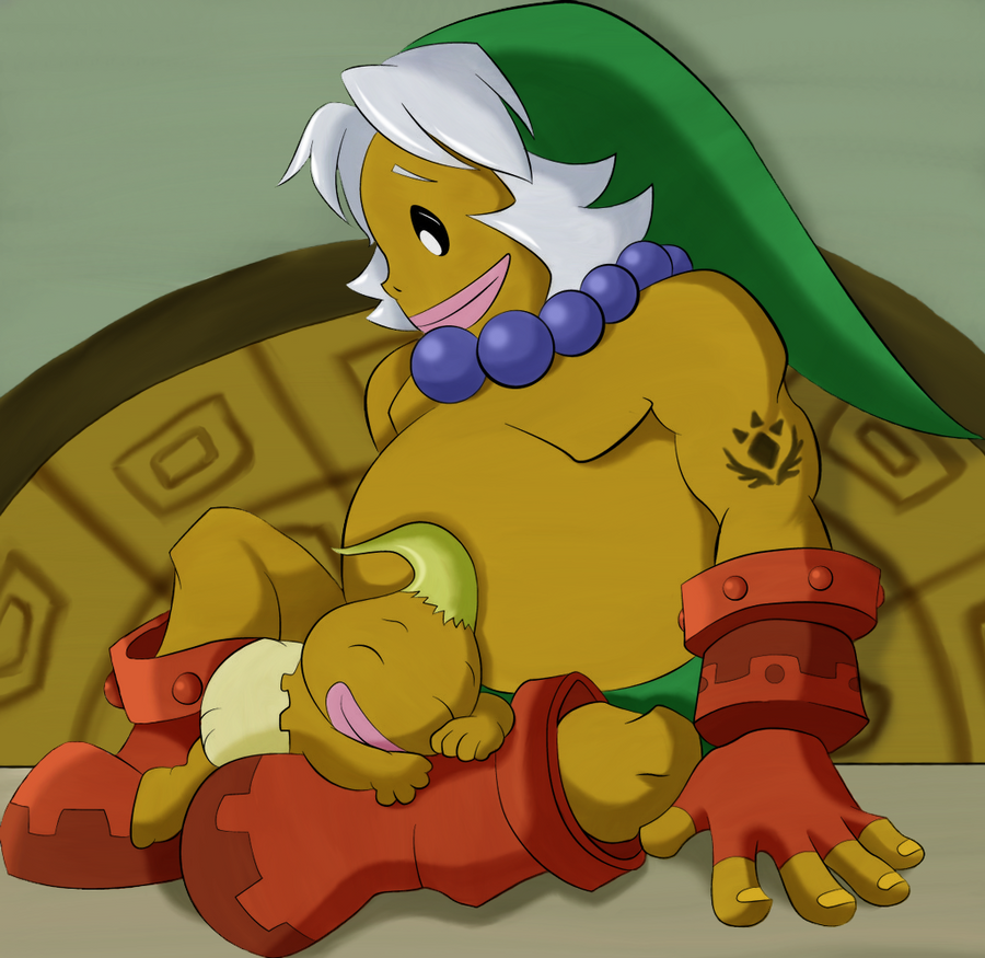 Goron Lullaby by AlongCameASpider