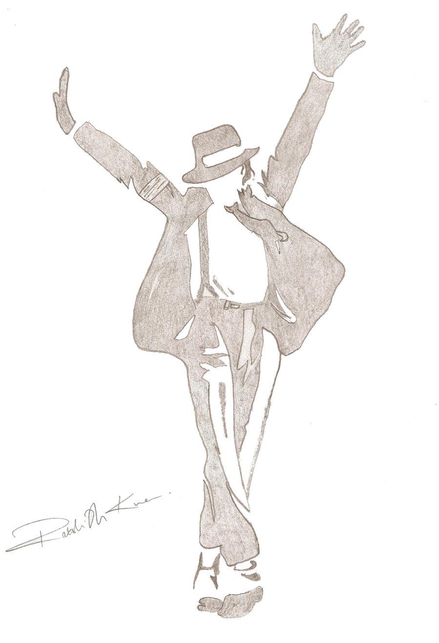M J Sketch Images Michael Jackson Sketch by