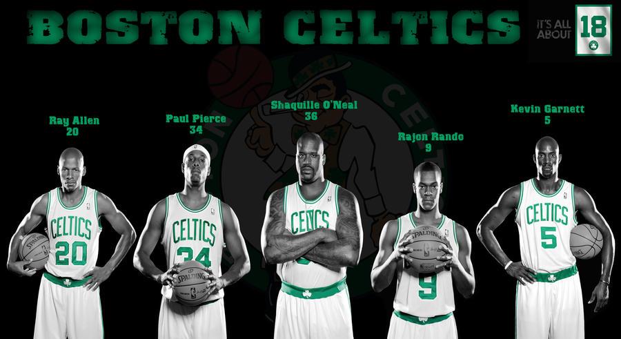 Boston Celtics  Banner 18 By Krkdesigns On DeviantArt
