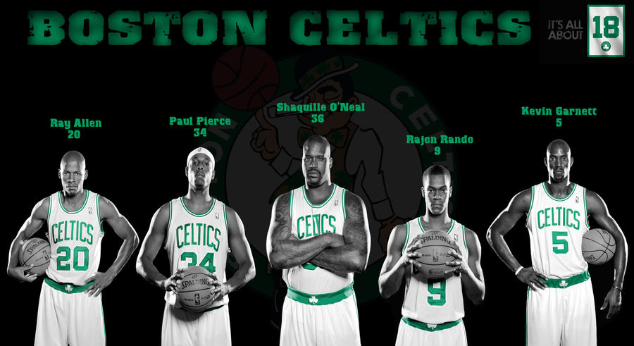 Boston Celtics - Banner 18 by krkdesigns on DeviantArt