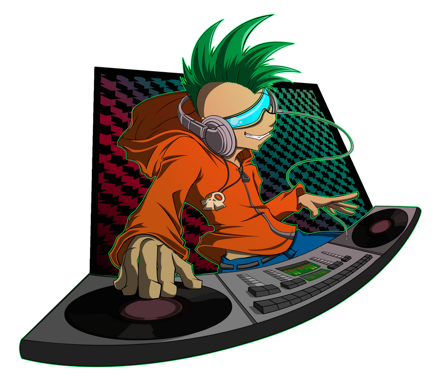 DJ Cartoons - Arriba Arriba