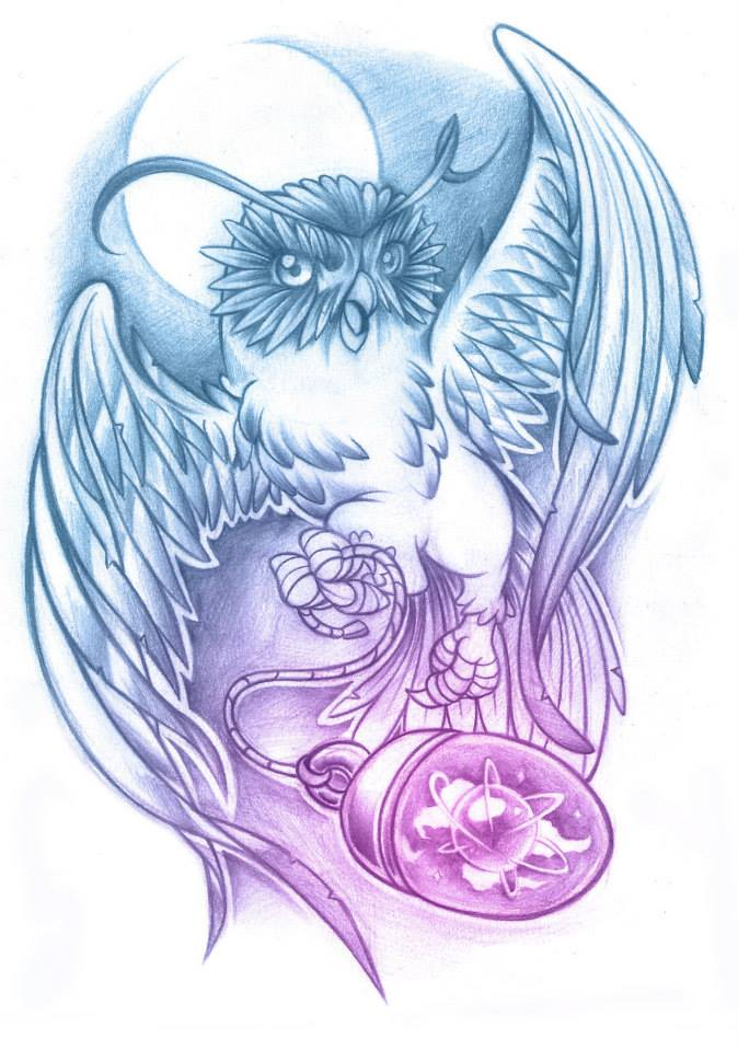 Cosmic Owl Tattoo Desing by AbrahamGart. Cosmic Owl Tattoo Desing by AbrahamGart on DeviantArt