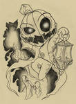 Punking Tattoo Design
