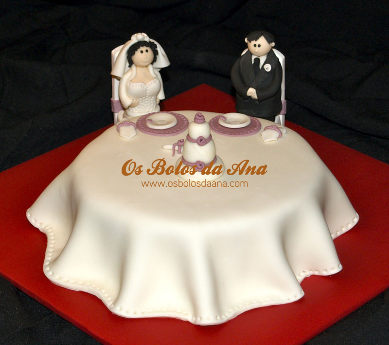 Cake Images In 3d : 3D Wedding Cake by osbolosdaana on deviantART