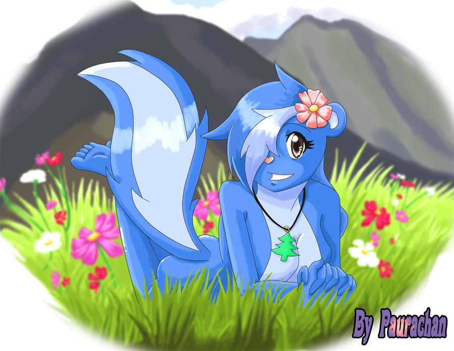 Petunia from HTF by paurachan