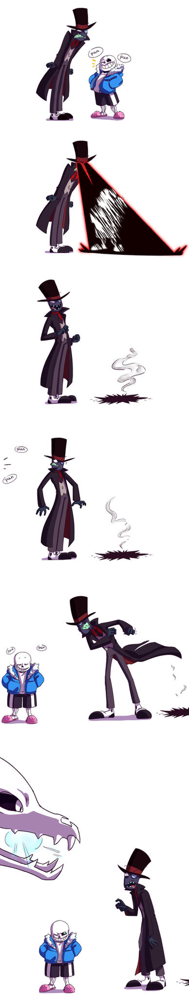 Sans meets Black Hat by paurachan