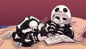 Skeleception