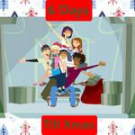 Christmas Countdown: 6teen