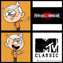 Lincoln Loud React MTV: 40 Years Later