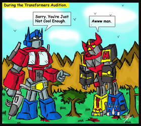 How Power Rangers Came About. by sammew