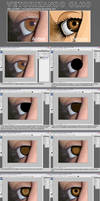 Tutorial Vetorizando Olho by vectortutorial