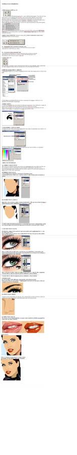 tutorial vector art photoshop