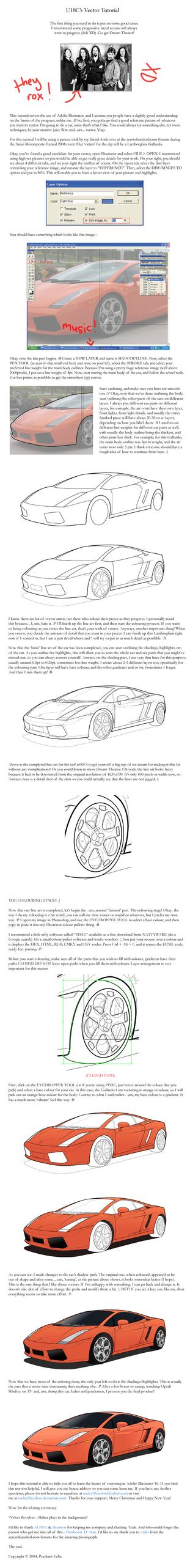 Vector Graphics Tutorial