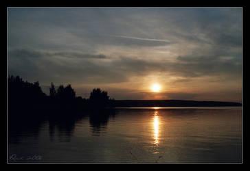Sunset in Lahti by nasal