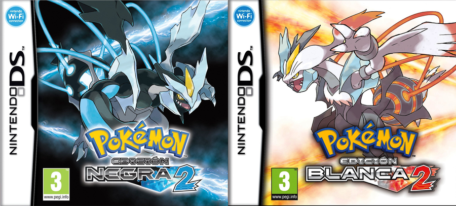 Pokemon Blanco y Negro 2 ESP Action Replay DS by XMarcoXfansubs