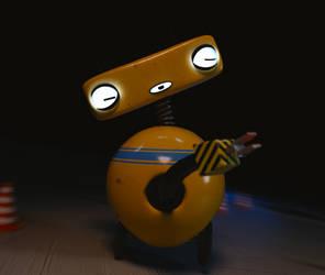 Round Robot v1