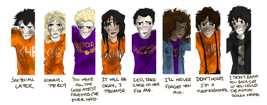 The Seven at the Doors (also Nico) by Vanilla-Fireflies ...  sc 1 st  Vanilla-Fireflies - DeviantArt & The Seven at the Doors (also Nico) by Vanilla-Fireflies on DeviantArt