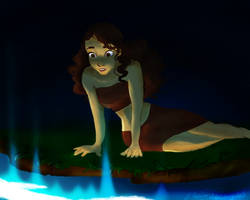 Moana and the Unknown by Vanilla-Fireflies