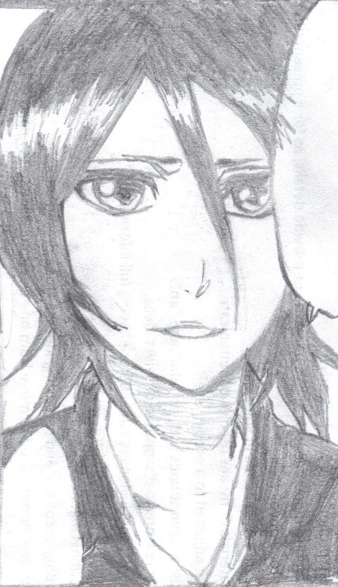 Rukia by Saxels