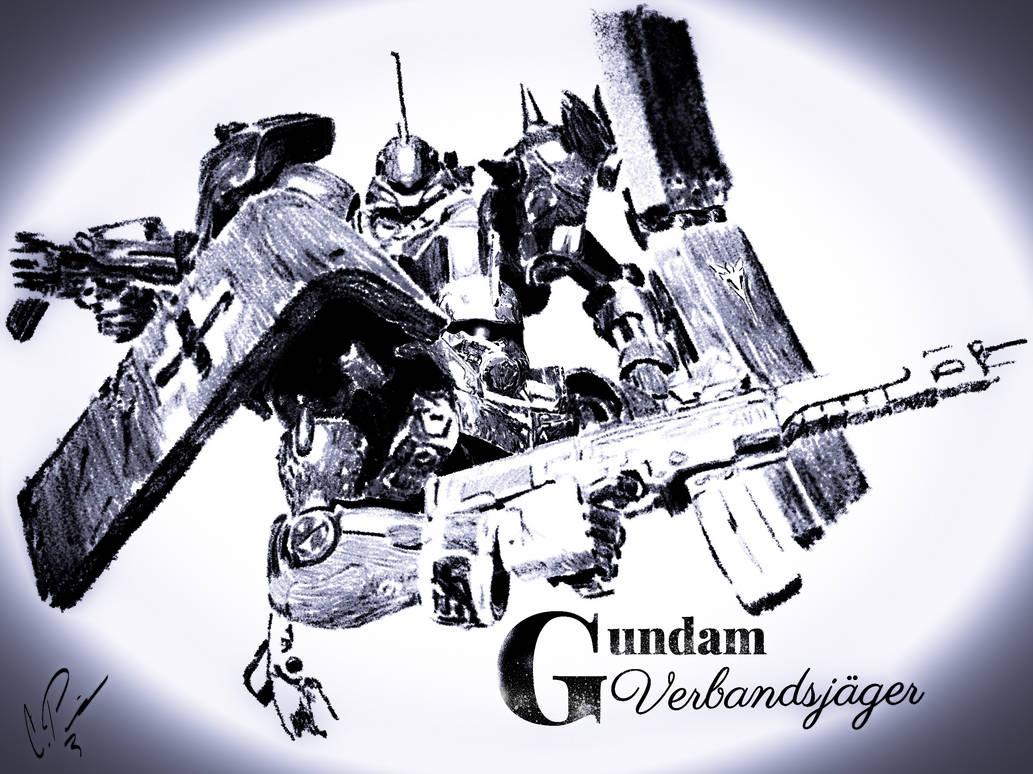Gundam Federation hunters by Malthael49 on DeviantArt