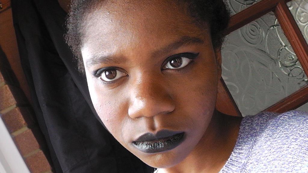 Black Make Up by Lency28