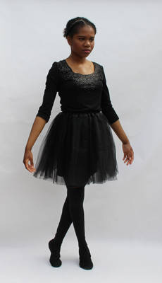 Black Ballerina Stock 12