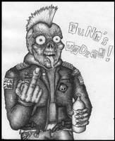 Punk's undead by constantly-confused