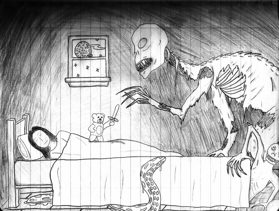 Nightmares by Kegrat