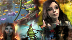 Alice Madness ReturnsWallpaper by King91OM