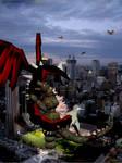 Godzilla VS Kyotita 2
