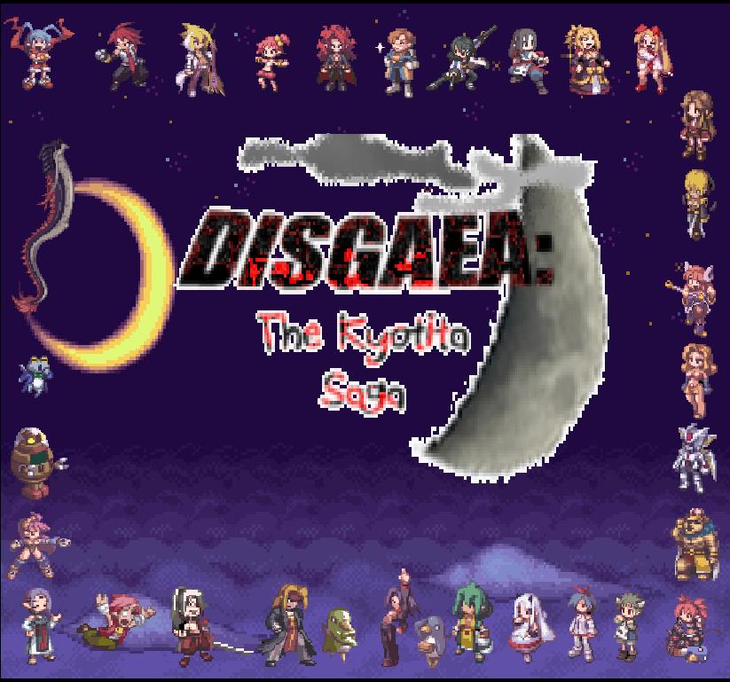 Disgaea:Kyotita saga Title by Kyotita