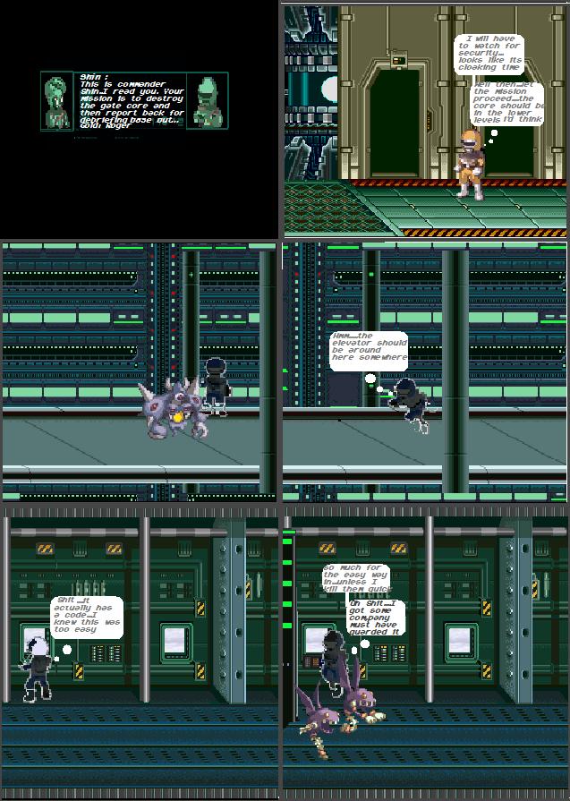 Disgaea:Kyotita Saga 13 by Kyotita