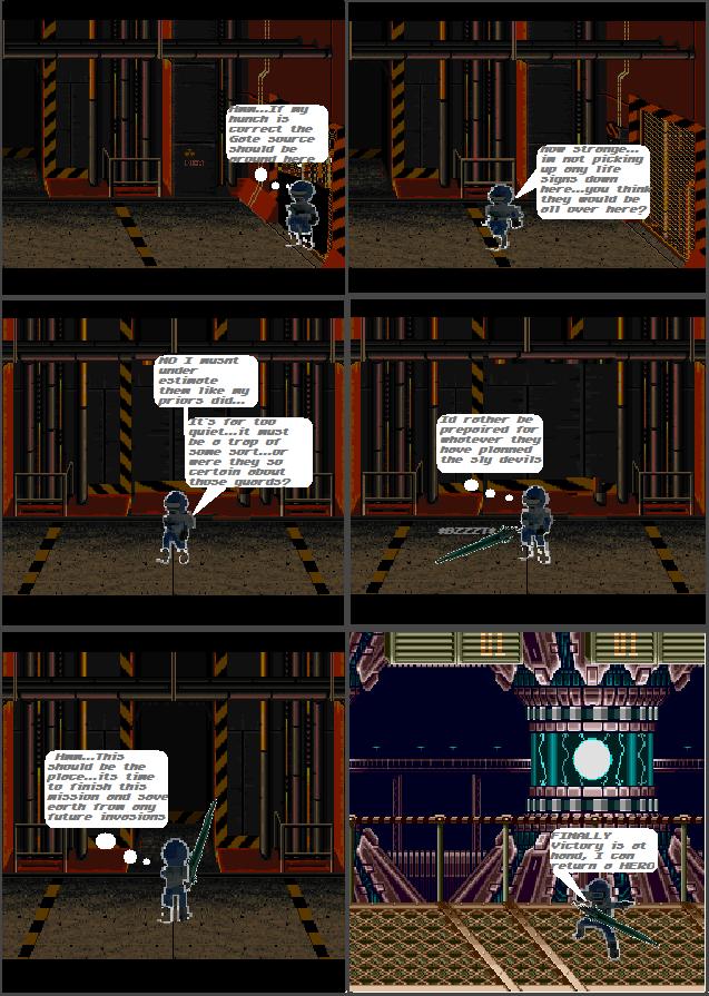Disgaea:Kyotita Saga 15 by Kyotita
