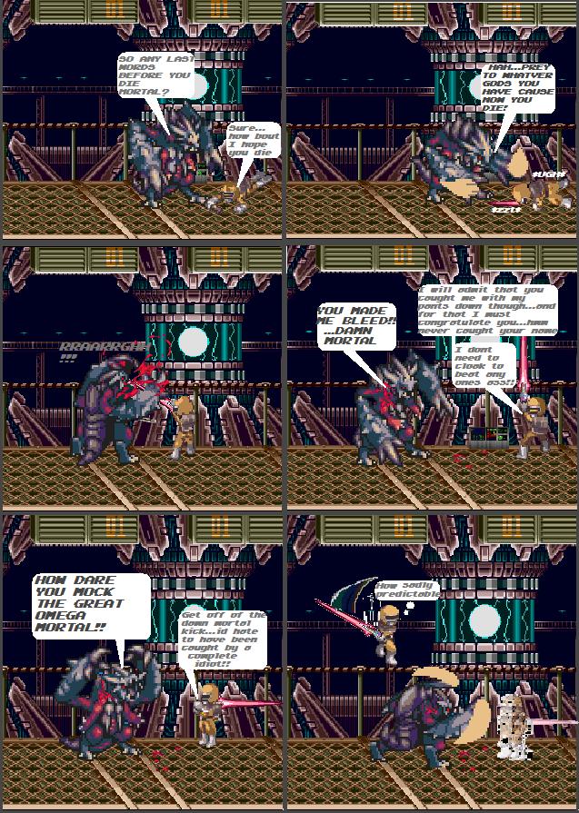 Disgaea:Kyotita Saga 17 by Kyotita