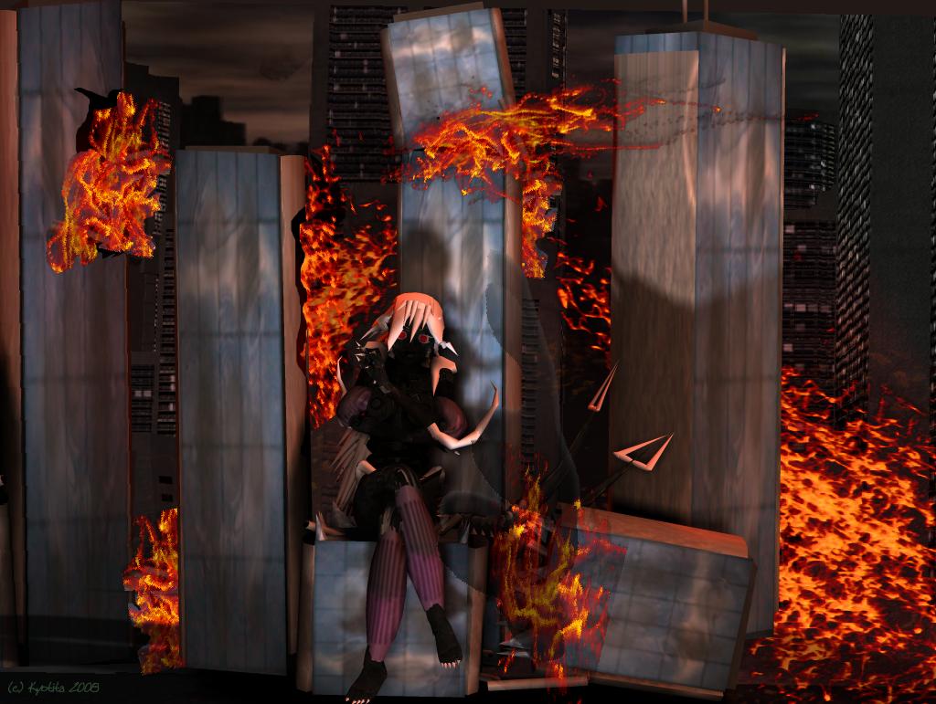 Ezuko 'Queen of Destruction' by Kyotita